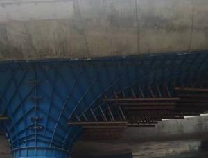 苏州桥墩拆除