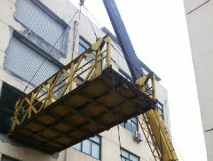 北京设备上楼吊装