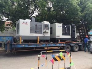 上海加工机搬厂作业