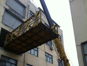 上海大型设备平台吊装