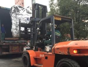 上海加工机装箱运输