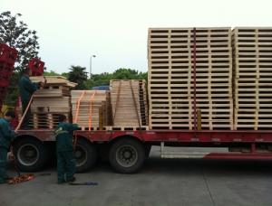 上海免熏蒸木箱制作