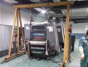 上海小型龙门吊吊装
