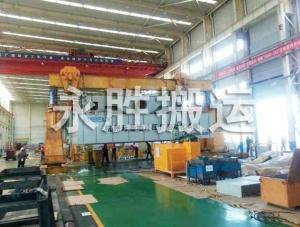 北京加工机龙门吊吊装